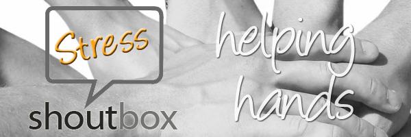 Helping hands - Der Stress Blog